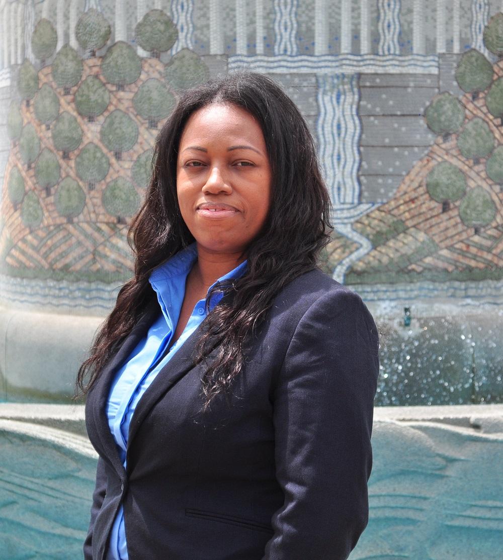Tamaron Luckett